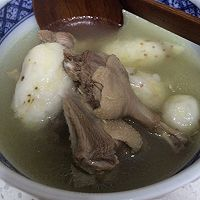 芋艿老鸭汤的做法图解4