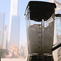 BOSCH维他汲享高速搅拌机评测食谱-橙香巧克力奶昔的做法图解17
