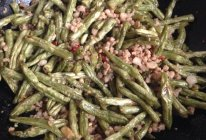 干煸豆角芸豆四季豆的做法