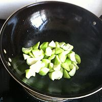 丝瓜蛋汤的做法图解4