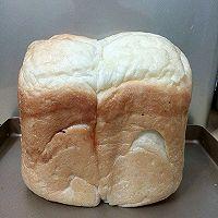 柔软拉丝的吐司-东菱面包机的做法图解13