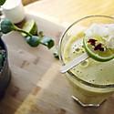 荷仙菇蔬果汁