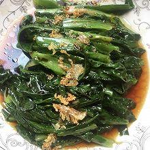 烫油麦菜(蒜蓉油麦菜)