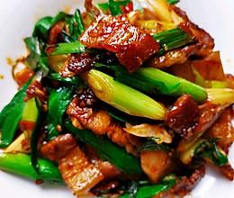 蒜香回锅肉的做法