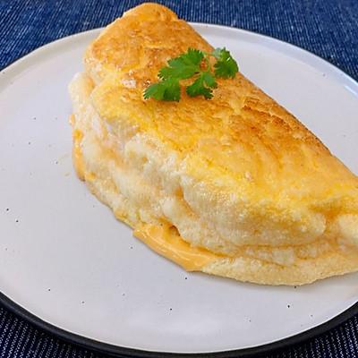 soufflé omelet 舒芙蕾欧姆蛋