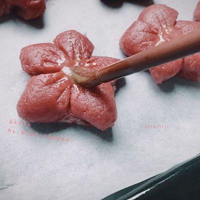 樱花酥的做法 步骤20