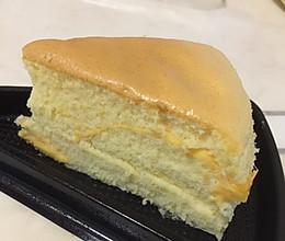 八寸古早芝士蛋糕的做法