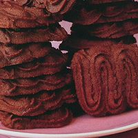 【PH维也纳可可酥饼】的做法图解7