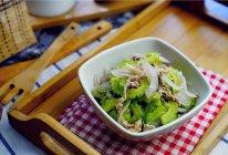 #精品菜谱挑战赛#洋葱鲜瓜炒肉丝的做法