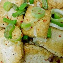 私房干烧豆腐