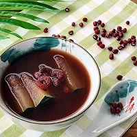 红豆冬瓜虾米汤-养血补虚 消肿减肥的做法图解6