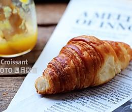 可颂牛角面包 Poolish Croissant的做法