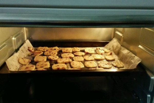 越曼梅饼干的做法