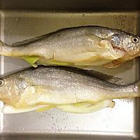 简单又好吃---香烤黄花鱼的做法图解1