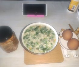 香菇山药鸡蛋汤的做法