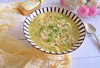 #太太乐鲜鸡汁玩转健康快手菜#鸡汁鲜辣汤的做法