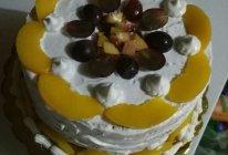 什果蛋糕的做法