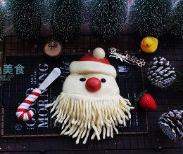 萌萌哒的圣诞老人馒头的做法