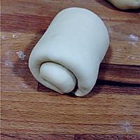 基础面包--牛奶吐司的做法图解7