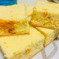 鸭蛋黄慕斯蛋糕的作法流程详解14