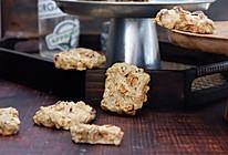 红枣核桃燕麦饼干的做法