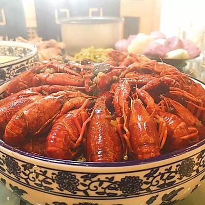 【Tina私厨】油闷小龙虾—在家做出饭店的味道