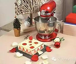 情人节限定 | 法式草莓蛋糕的做法