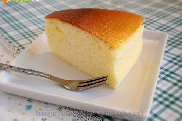 平淡隽永的轻乳酪之爱——日式轻乳酪蛋糕的做法
