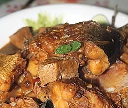 家常菜味美---鲢鱼炖豆腐的做法