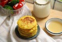 薯泥奶香饼的做法