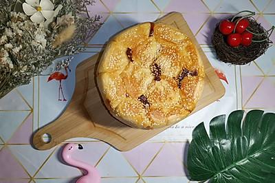 电饭锅版蜂蜜小面包