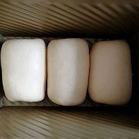 超软奶香浓郁北海道中种吐司的做法图解15