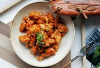 酥脆可口,左宗棠鸡的做法