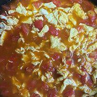 #520,美食撩动TA的心!#西红柿鸡蛋面的做法图解6