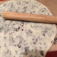 温州梅菜麦饼的做法图解8