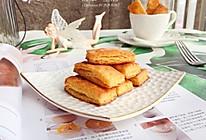 网红咸蛋黄酥饼的做法