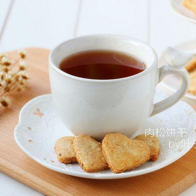 柏翠肉松小饼干