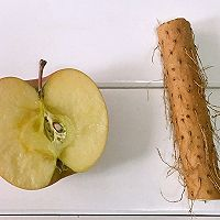 山药苹果泥的做法图解1