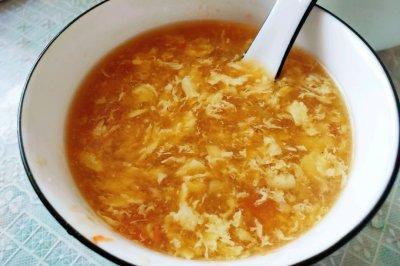 西红柿鸡蛋汤这么做才好吃