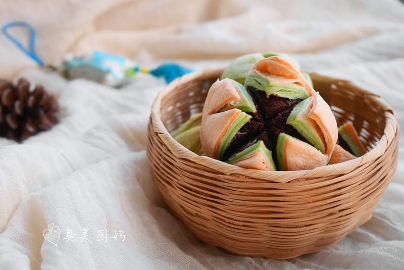 荷花酥的美食_鸡肉_豆果宝宝菜谱吃了鹅肉又吃做法吐了图片