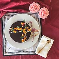 桑葚慕斯蛋糕的做法图解11