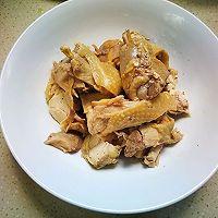 蒜香鸡的做法图解2