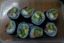 紫菜寿司卷的做法