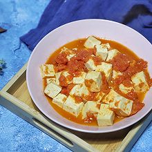 #精品菜谱挑战赛#酸甜可口的番茄豆腐