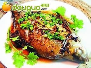 自制风味豆豉武昌鱼的做法