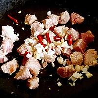 黄豆酱烧黄豆肉的做法图解3