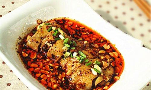 上海年夜饭必备--口水鸡的做法