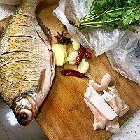 红烧鳊鱼(武昌鱼)的做法图解3