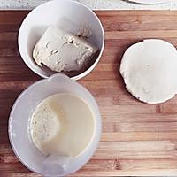 花样早餐,陕西小吃:豆花泡馍的做法图解1