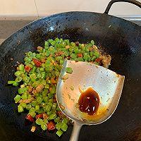 肉末橄榄菜炒四季豆的做法图解7